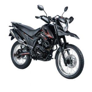 moto TTR200 marca akt